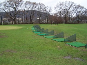 Driving Range at Westfield