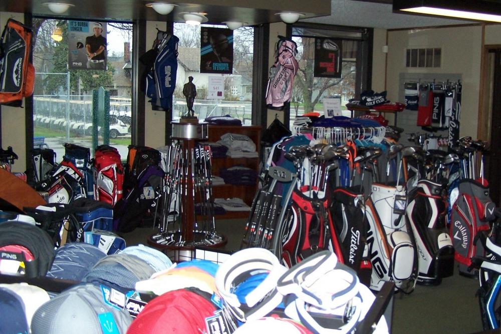 Westfield Pro Shop